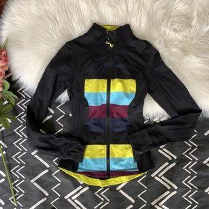 LULULEMON▪️Zip Front Track Jacket. Sz 2